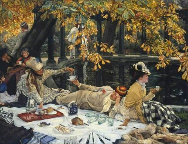 Tissot, James, 1836-1902; Holyday